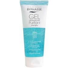 GEL DEMAQUILANTE PURIFICANTE FRESH EFFECT - BYPHASSE