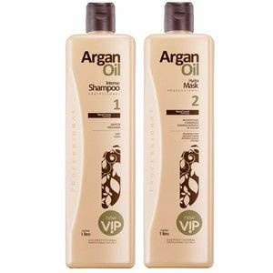 ESCOVA PROGRESSIVA ARGAN OIL - 2X 1L
