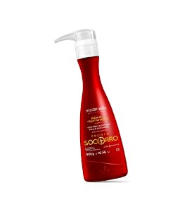 MADAMELIS MÁSCARA ANTIEMBORRACHAMENTO PRONTO SOCORRO - 300ML
