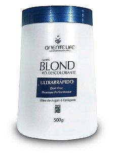 ORIENTE LIFE PO DESCOLORANTE SAFIRA BLOND - 500G