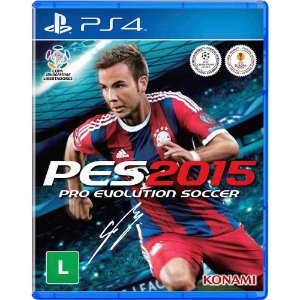 PES 2015 - PS4