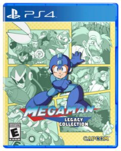 Megaman Legacy Collection - PS4