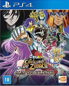 Os Cavaleiros do Zodiaco - Alma dos Soldados - PS4