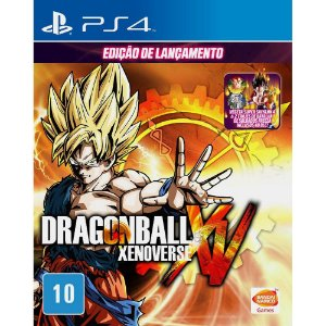 Dragon Ball Xenoverse XV - PS4
