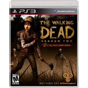 The Walking Dead Season Two - PS3