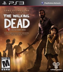 The Walking Dead The Complete First Season - PS3