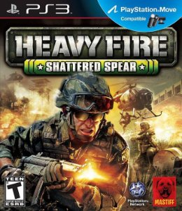 Heavy Fire Shattered Spear - PS3