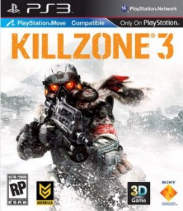 Killzone 3 - PS3 Semi Novo