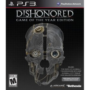 Dishonored Game Of The Year Edition - PS3