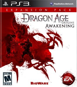 Dragon Age Awakening Origins PS3