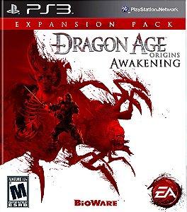 Dragon Age Awakening Origins PS3