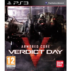 Armored Core Verdict Day - PS3