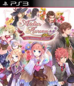 Atelier Rorona Plus The Alchemist Of Arland - PS3