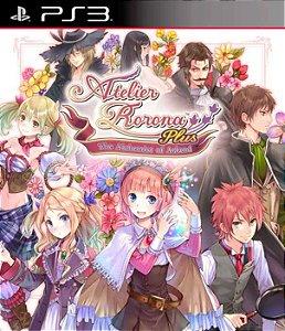 Atelier Rorona Plus The Alchemist Of Arland - PS3