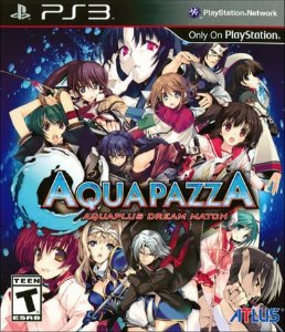 Aquapazza Aquaplus Dream Match - PS3