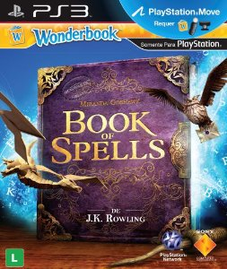 Book Of Spells - PS3