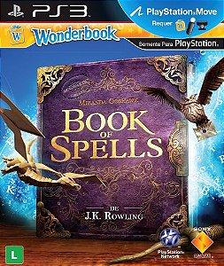 Book Of Spells - PS3