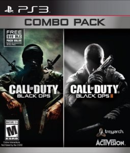 Combo Call Of Duty - Black Ops I & II - PS3