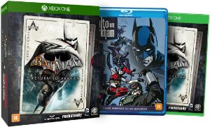 Batman - Return To Arkham - Xbox One
