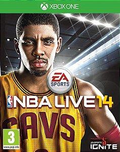 NBA Live 14 - Xbox One