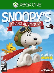 Snoopys Grand Adventure - Xbox One