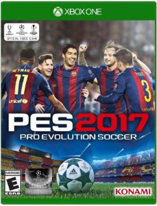 Pes 2017 Pro Evolution Soccer - Xbox One