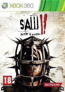 Saw II: Flesh & Blood - PS3