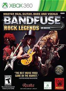 Bandfuse Rock Legends - Xbox 360