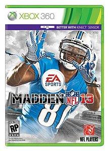 Madden NFL 13 - Xbox 360