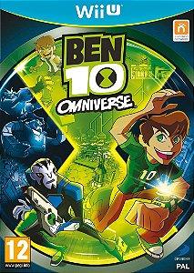 Ben 10 Omniverse - Wiiu
