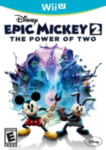 Disney Epic Mickey 2 The Power Of Two - Wii u
