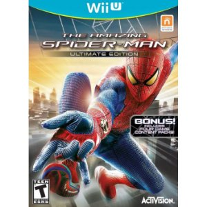 The Amazing Spider Man - Wii u