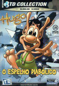 Hugo - O Espelho Diabólico - Gold Line - PC
