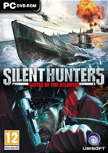 Silent Hunter 5 Battle Of The Atlantic - PC