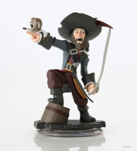 Disney Infinity Figure - Barbossa