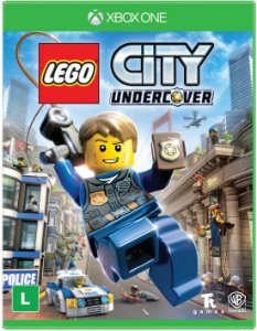 Pré-venda Lego City - 14/05/2017 - Xbox One