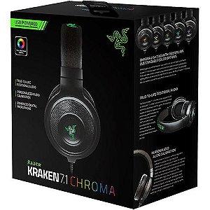Razer Kraken 7.1 Chroma - Headset