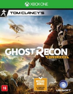 Pré-venda - Tom Clancy's - Ghost Recon Wildlands - Limited Edition - 10/03/2017 - Xbox One