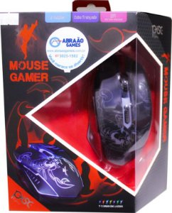 Mouse Gamer Fighter - PISC