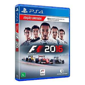 Formula 1 2016 - PS4
