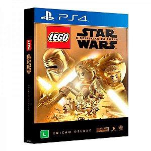Lego Star Wars Edição Deluxe - PS4