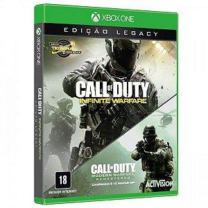 Call Of Duty Infinite Warfare + Modern Warfare Remastered - Xbox One