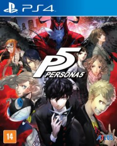 PERSONA 5 -PS4