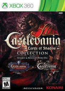 Castlevania Lords of Shadow Collection - Xox 360