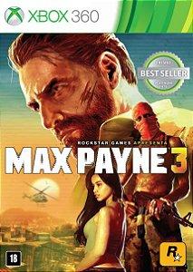Max Payne 3 - XBOX360