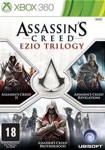 Assassin's Creed - Ezio Trilogy - X360