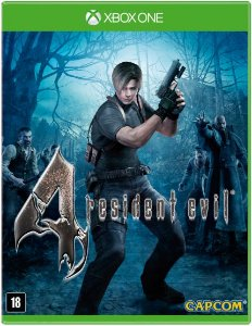 Resident Evil 4 - Remastered - Xbox One