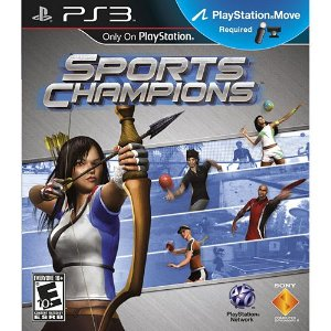 Sports Champions - Ps3 Semi Novo