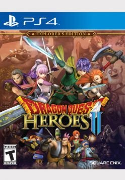 Dragon Quest Heroes II - Ps4