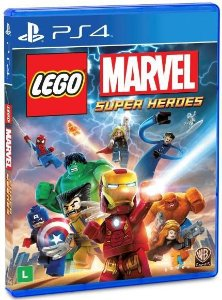 Lego Marvel - Super Heroes - Ps4
